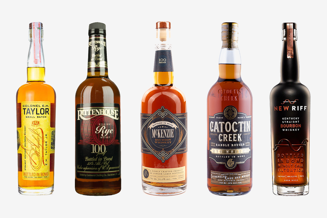 What Is Bottled-In-Bond Whiskey?