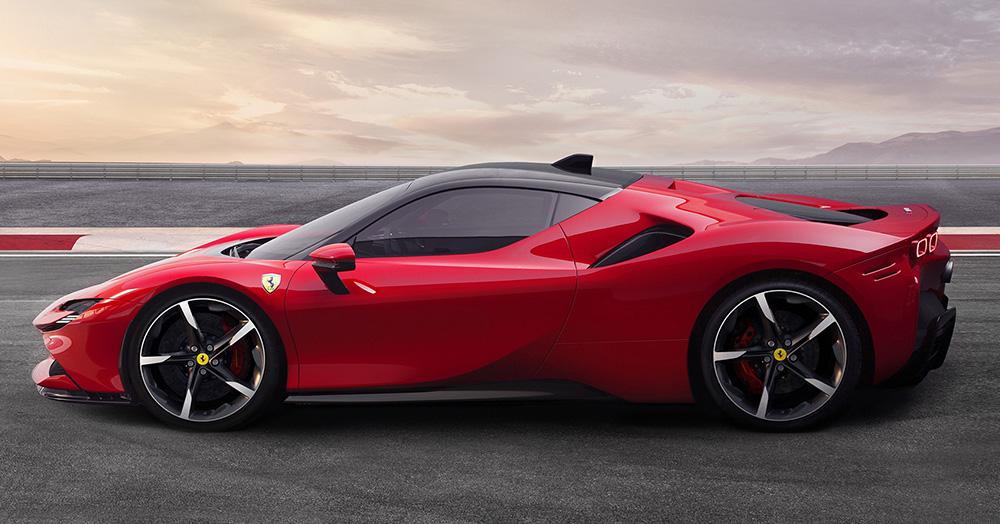 Ferrari Sf90 Stradale Hybrid Supercar Hiconsumption