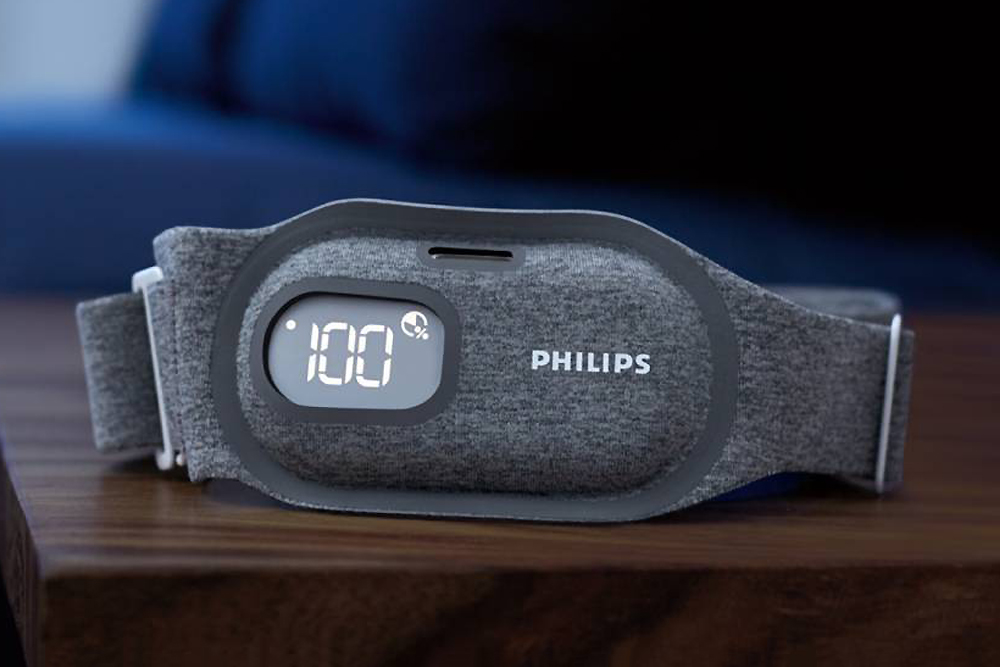 philips smartsleep snoring relief band. Black Bedroom Furniture Sets. Home Design Ideas