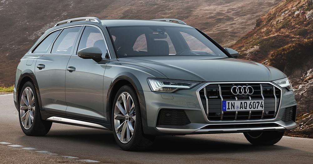 2020 Audi A6 Allroad Quattro Hiconsumption