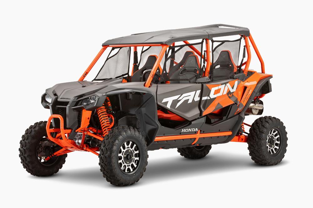 2020 Honda Talon 1000x 4 Fox Live Valve Utv Hiconsumption