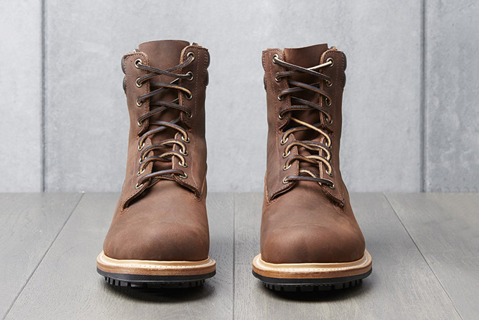 Division Road X Viberg Hiking Hunter Boot Hiconsumption