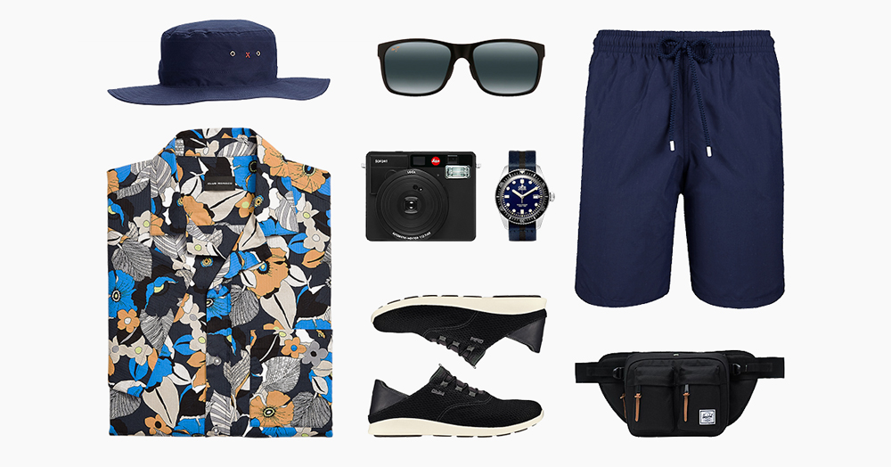 Style Guide: Tropical Temperament