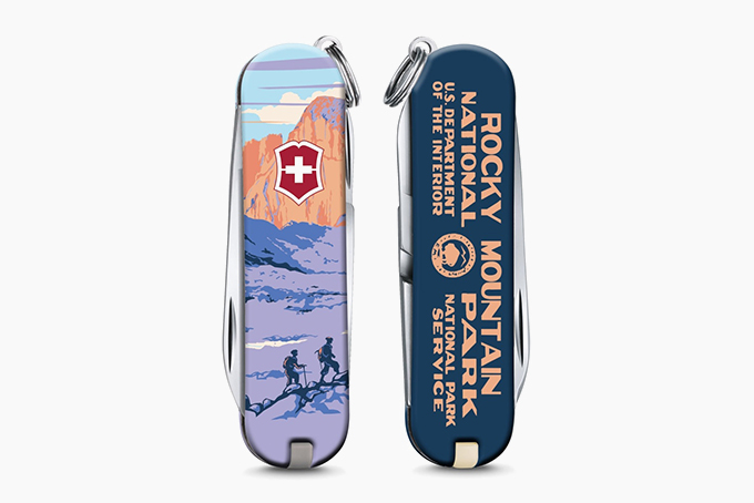 Victorinox Ranger Of The Lost Art National Park Swiss Army Knife Collection Hiconsumption