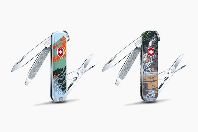 Victorinox Ranger Of The Lost Art National Park Swiss