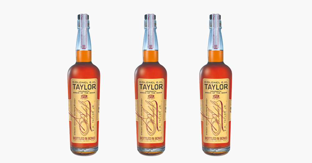 This Bottled-In-Bond Bourbon Is The First Ever 'Grain of the Gods' Whiskey