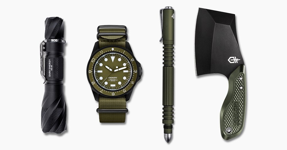 Everyday Carry: Tongass