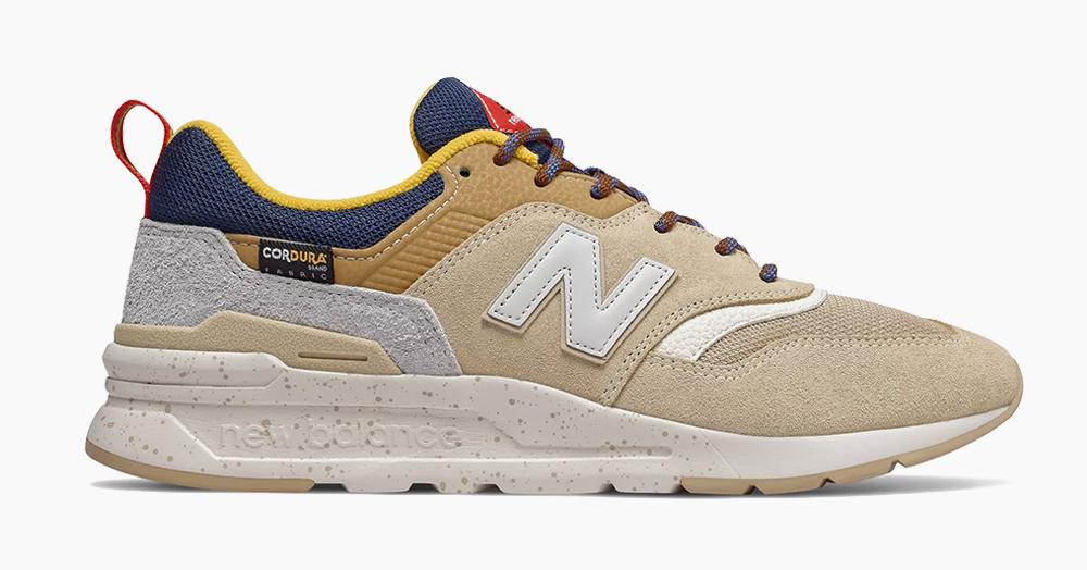 Conquer The Concrete With New Balance's 997H Cordura Sneaker