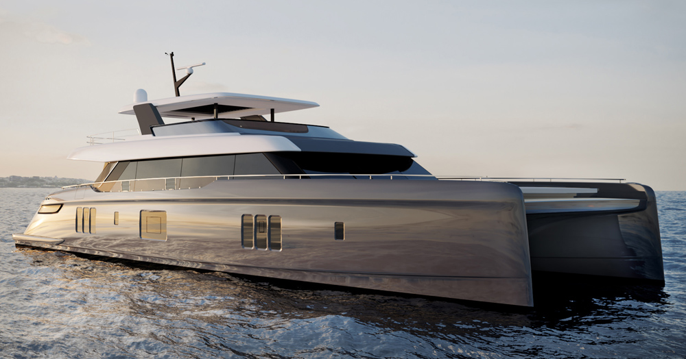 This 1,200HP Bespoke Yacht Was Made For A Tennis Superstar