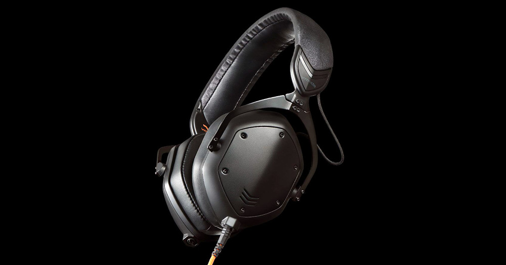 Enjoy Studio-Quality Sound With V-Moda & Roland's Hi-Fi Headphones
