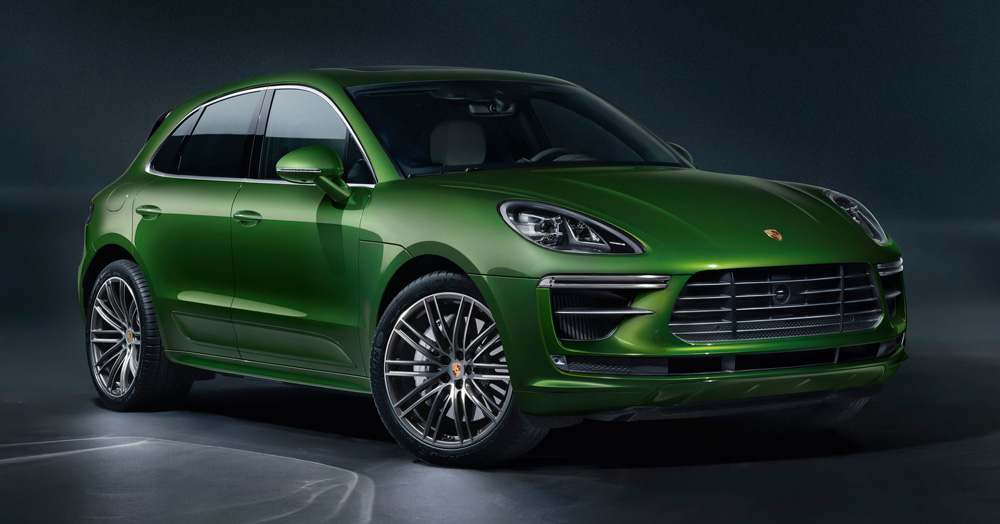 The 2020 Porsche Macan Turbo Flexes Its Muscles With 435HP