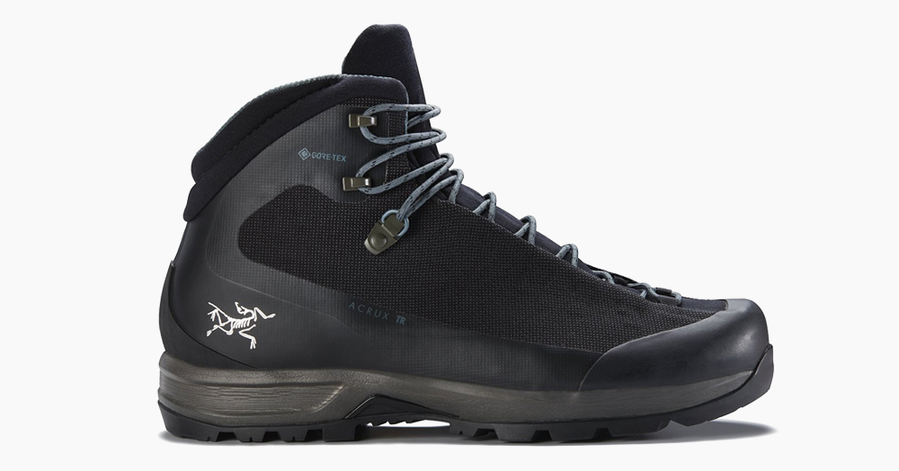 Arc'teryx Built An Armor-Plated GORE-TEX Hiking Boot
