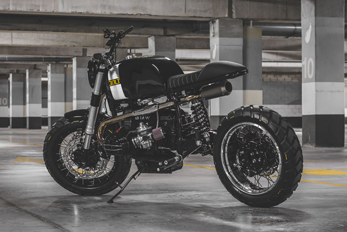 BMW R100RT By Bolt Motor Company | HiConsumption
