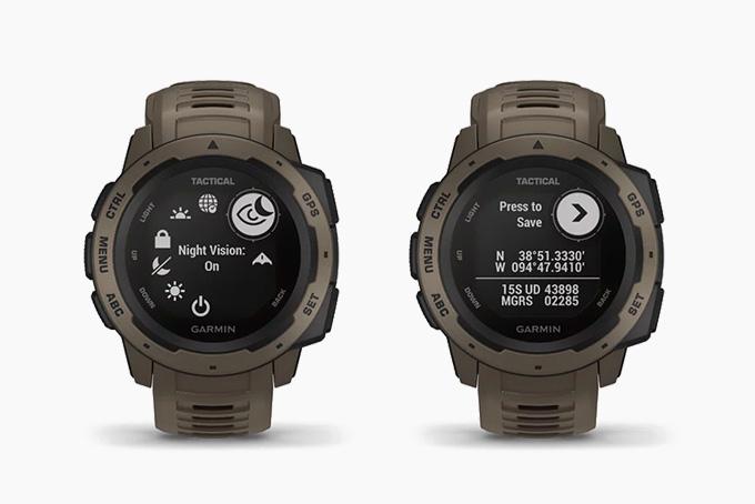 Garmin Instinct Tactical Edition Watch | HiConsumption
