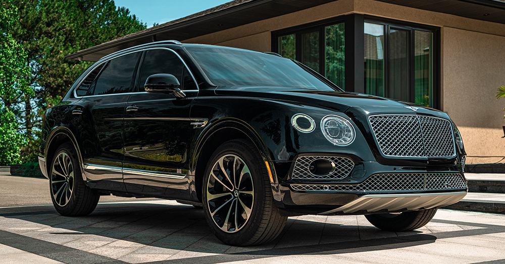 INKAS' 600HP Armored Bentley Bentayga Is A VIP Luxury Tank