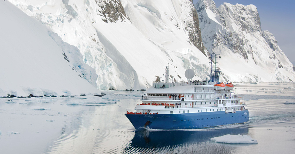 See A Solar Eclipse From Antarctica Aboard This 23-Day Cruise