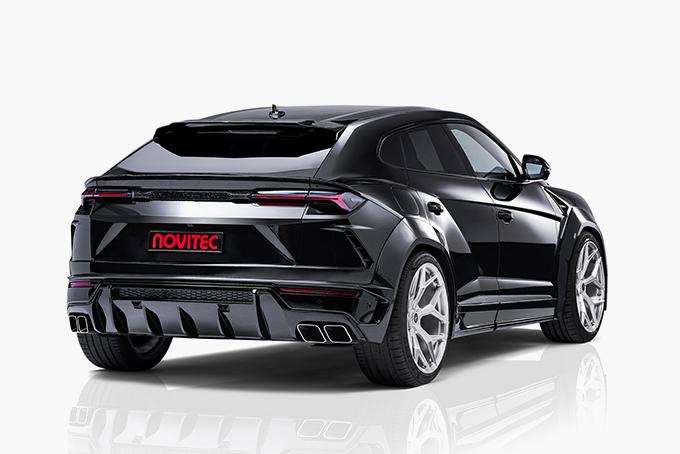 2020 Lamborghini Urus By NOVITEC