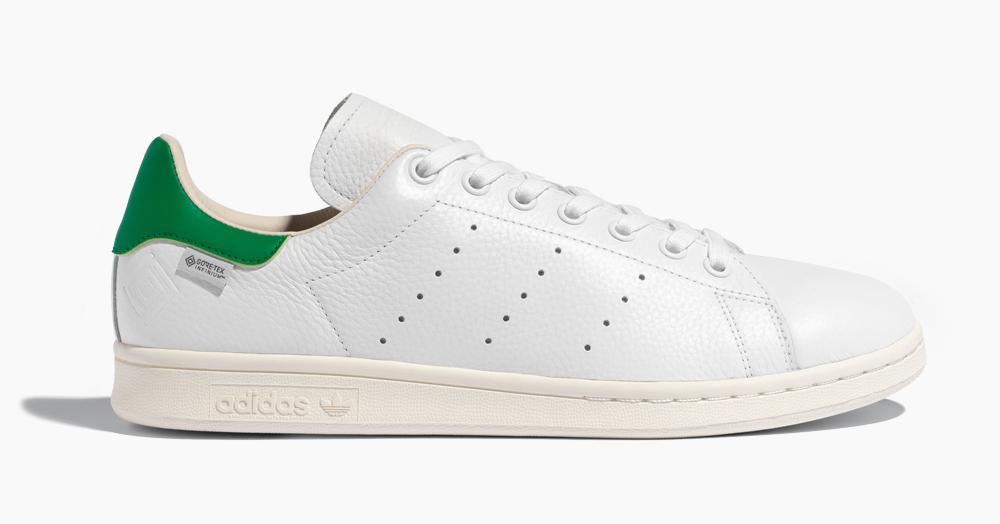 Adidas Winterizes The Stan Smith With GORE-TEX's Latest Insulation Tech