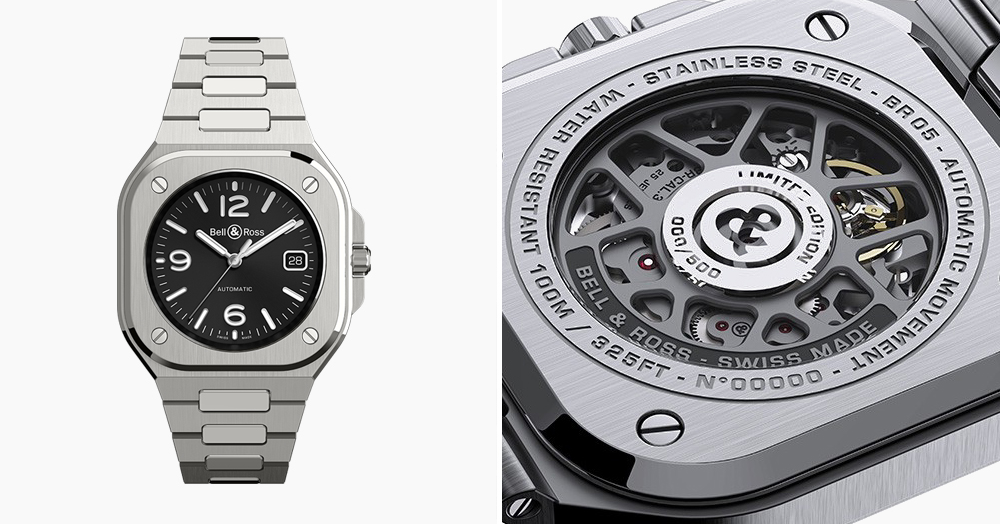 Bell & Ross' Luxury BR 05 Watches Are Built For Urban Exploration
