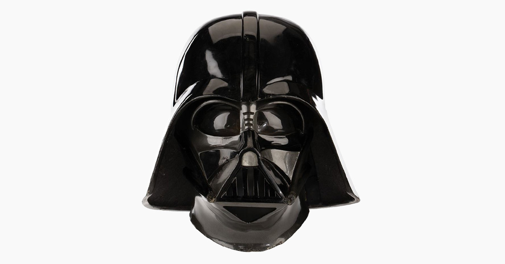You Could Own Darth Vader's Empire Strikes Back Helmet