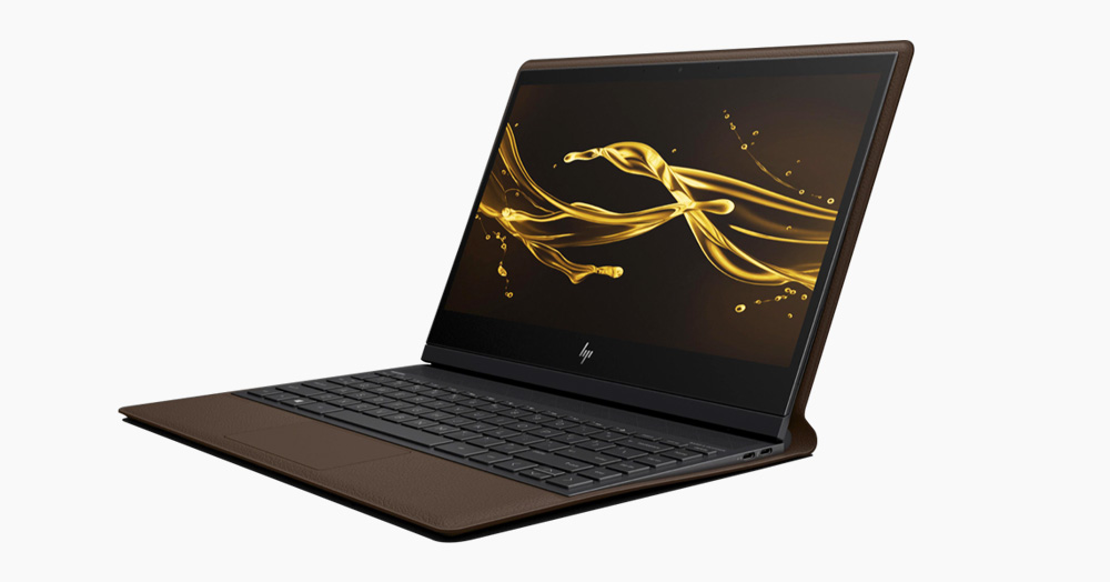 HP's Spectre Folio 13T Laptop Exudes An Air Of Unmatched Class