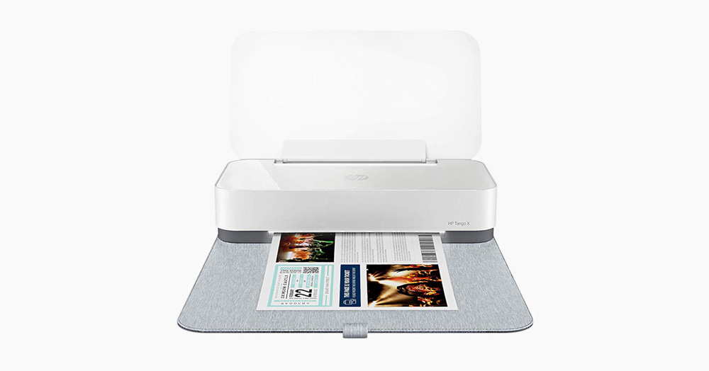 HP's Tango X Is A Stylish & Simple-To-Use Smart Printer