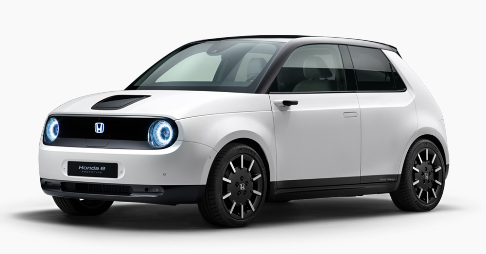 The City-Going 154HP Honda All-Electric Car Is Finally Here