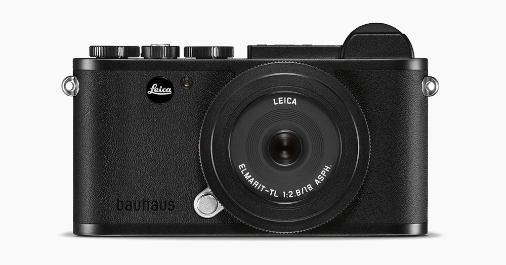This Leica's Camera Honors Germany's Iconic Bauhaus Art School
