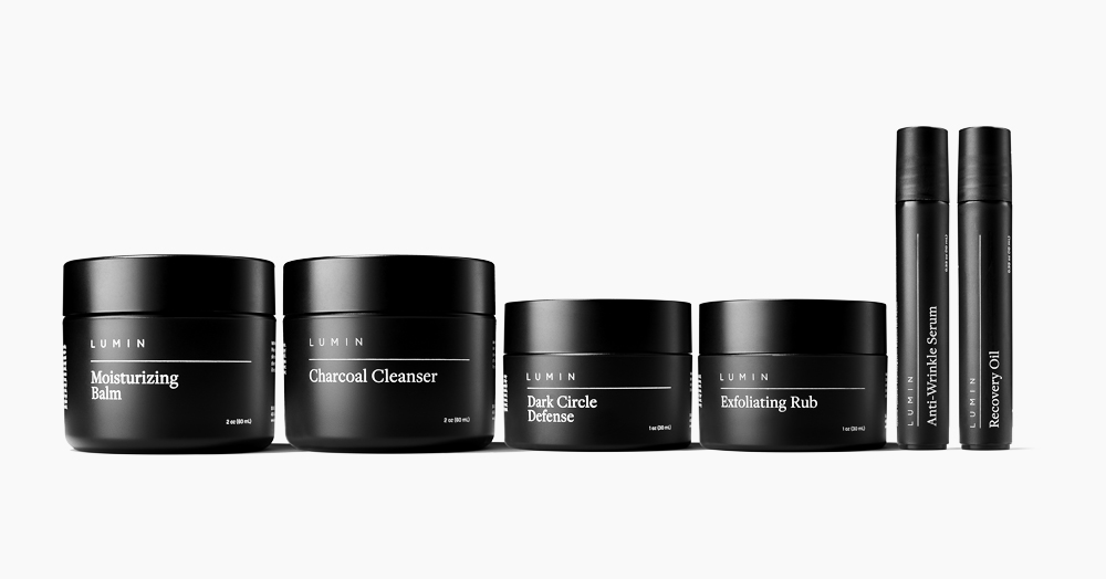 Simplify Your Skincare Routine With Lumin's Complete Collection