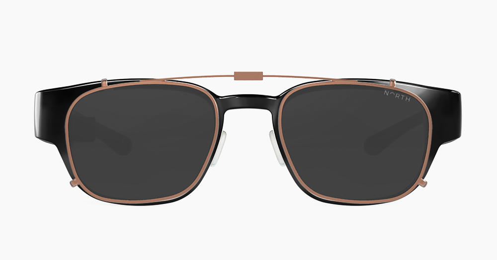 Introducing North's Stylish App-Friendly Smart Glasses With AR Tech