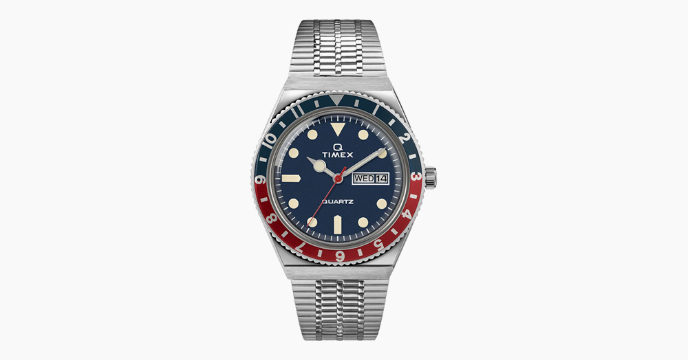 Timex Is Reissuing An Affordable & Elegant Dive-Inspired 1970s Watch