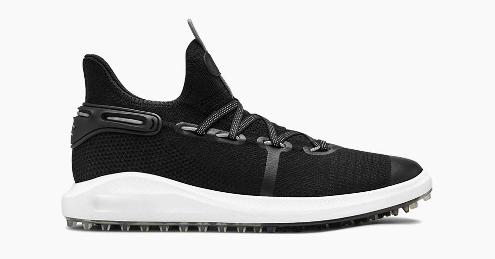 Under Armour & Steph Curry Launch A Signature Spikeless Golf Shoes