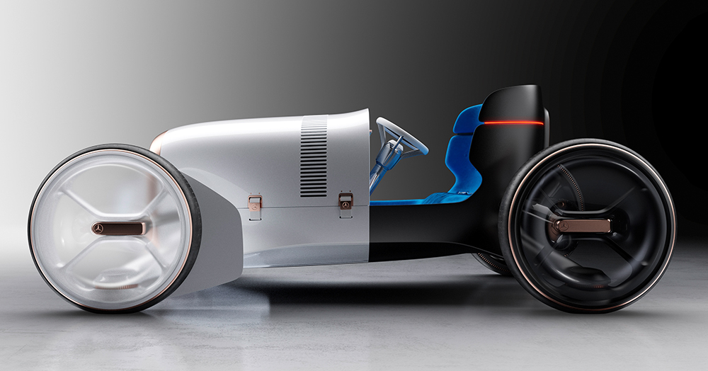 Mercedes-Benz Transforms The First Modern Car Into An All-Electric Ride