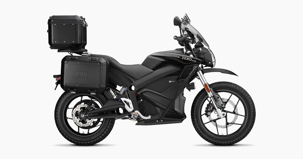 This Is The World's Most Capable All-Electric Adventure Motorcycle