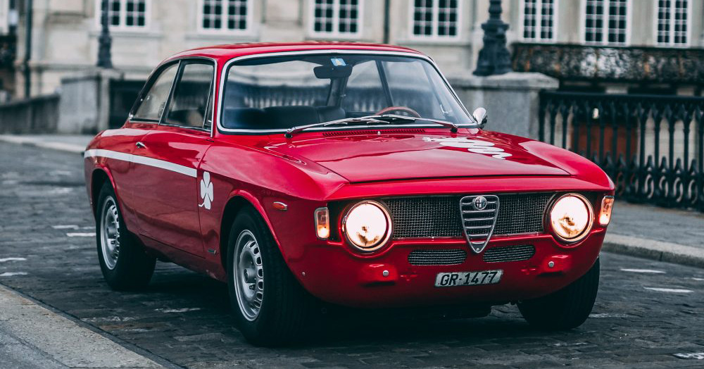 Alfa Romeo's 1968 GTA 1300 Junior Stradale Is A Legendary Italian Sports Car