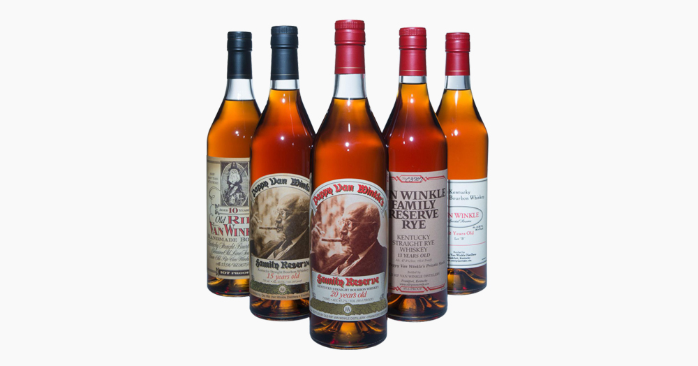 Pappy Van Winkle Confirms Their Highly Coveted 2019 Whiskey Lineup