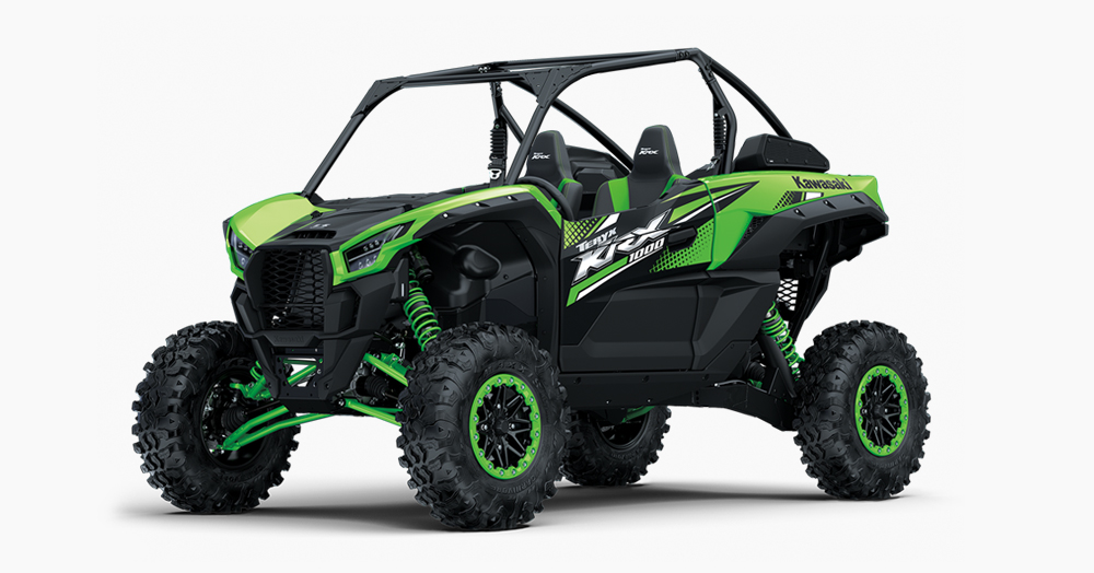 This 999cc Trail Titan Is Kawasaki's First-Ever Sport Side-By-Side