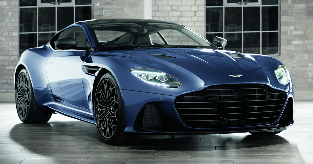 This $700K Daniel Craig-Designed Aston Martin Comes With An Omega Watch
