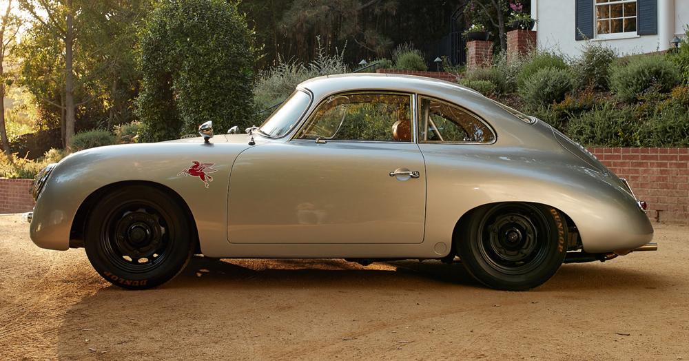 Auction Block: 1959 Porsche 356A Emory Outlaw Coupe