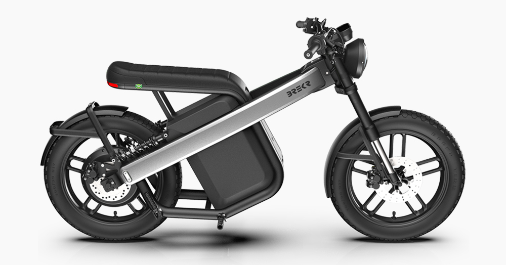 Brekr's eBike Goes An Extra 100 Miles With An Expandable Battery