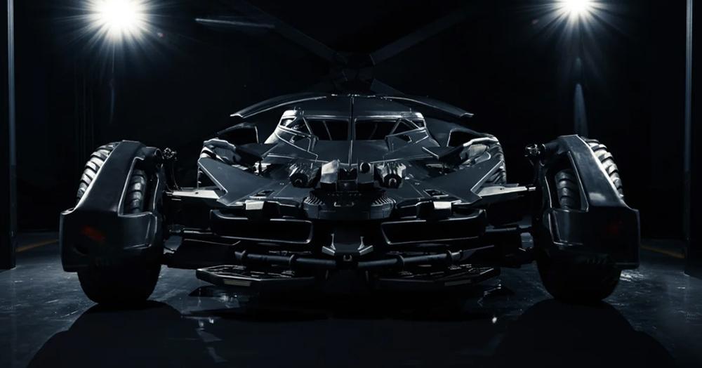 This 505HP BvS Replica Batmobile Is The Perfect Ride For Vigilante Drivers
