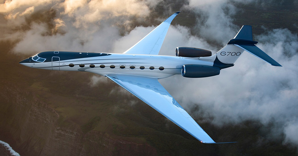 Gulfstream's Opulent G700 Is The World's Largest Private Jet