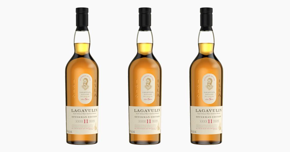 Nick Offerman & Lagavulin Team Up On An 11-Year Islay Scotch Whisky