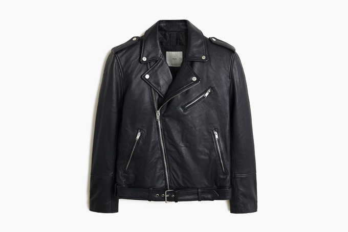 The Biker Oriented Latest Fashion Casual Real Leather Jacket In HQ Design