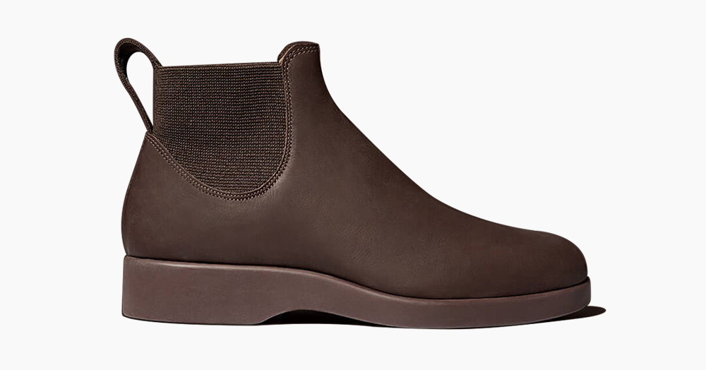 The Yard Boot 365 Is A Workwear Staple Revised By Apple's Marc Newson