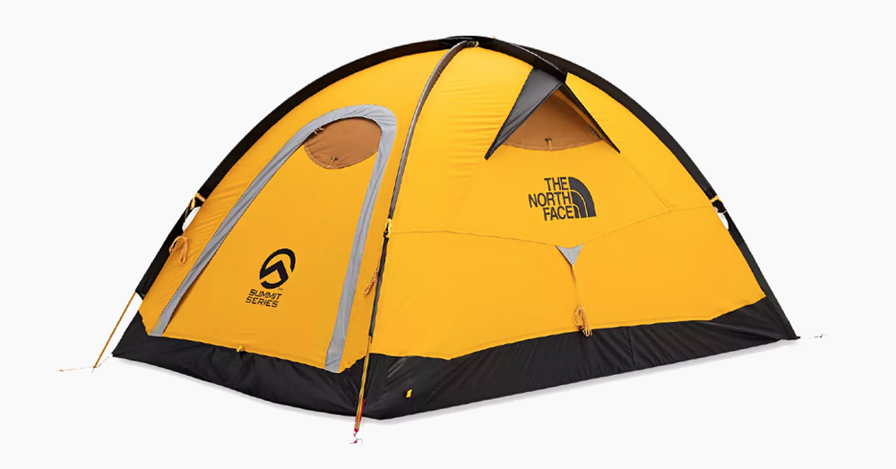 The North Face Built A Backpacking Tent With Innovative Futurelight Fabric