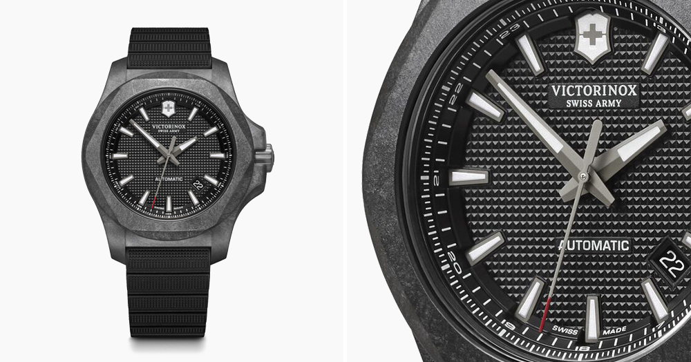 Victorinox's Indestructible Watch Now Has A Swiss Auto Movement