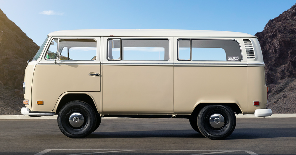 EV West Partners With Volkswagen To Electrify The Iconic Type 2 Bus