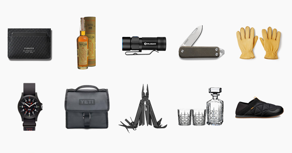 50 Best Men S Gifts Under 100 Of 2020 Hiconsumption