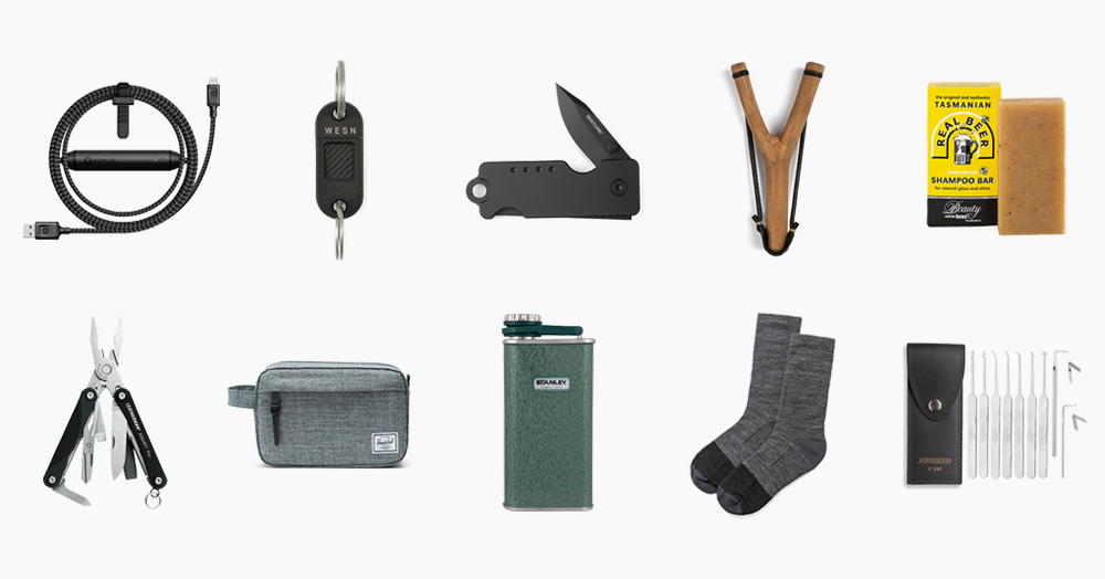 The 50 Best Men S Gifts Under 50 Hiconsumption